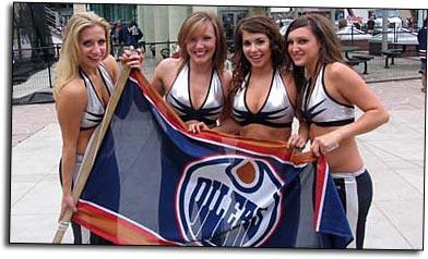 I like Oilers fans!