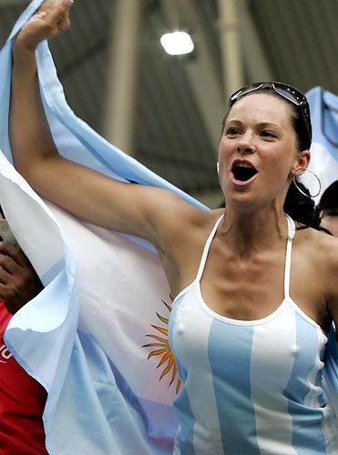 voetbal fans uruguay voetbal fan